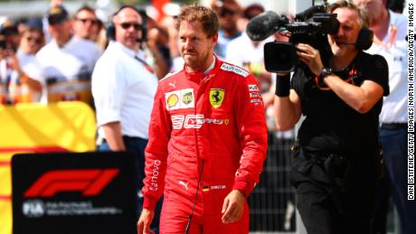 Sebastian Vettel จะเข้าร่วมทีม Aston Martin Formula One ตั้งแต่ปี 2021
