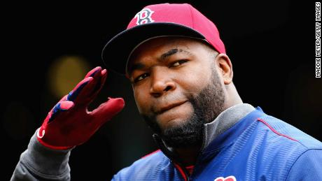 Man who drove David Ortiz to the hospital describes holding his hand as they sped from the scene