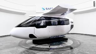 Helicopter crashes won't stop Uber's dream of flying cars