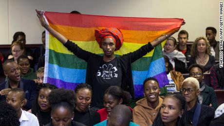 Botswana scraps gay sex laws in big victory for LGBTQ rights in Africa