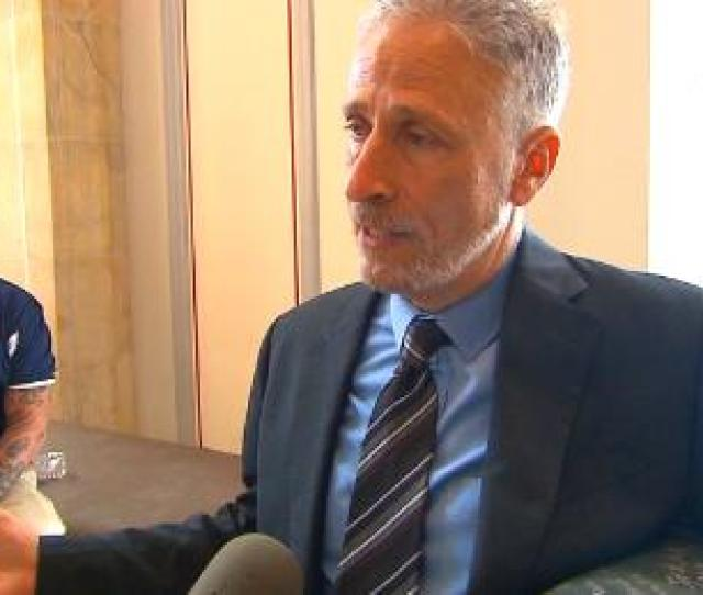 Jon Stewart Explains Why Hes Frustrated With Congress