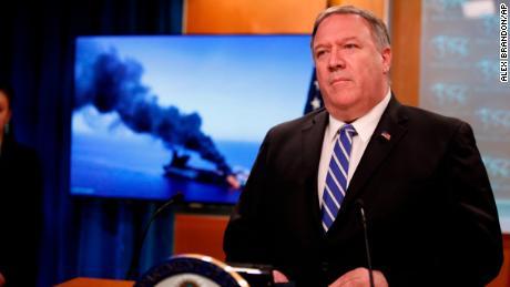Estados Unidos se apodera de los ataques de los petroleros para aumentar las apuestas con Irán