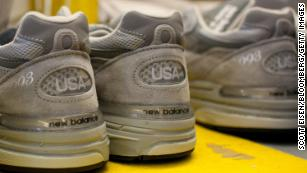 Why New Balance turned on Trump over China tariffs