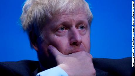 Boris Johnson's altercation with girlfriend prompts debate in Britain about politicians' private lives