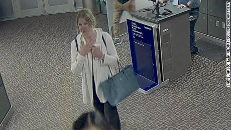 Last known images of missing Utah college student released by Salt Lake City police