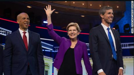 Who won the Democratic debate?