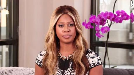 """Actress and LGBTQ advocate Laverne Cox produced """"Laverne Cox Presents: The T Word."""""""