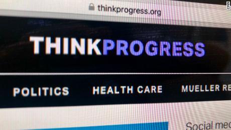 ThinkProgress, the progressive news website, is up for sale