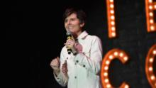 Tig Notaro performs onstage at Team Coco House during the New York Comedy Festival in New York City, November 9, 2018.
