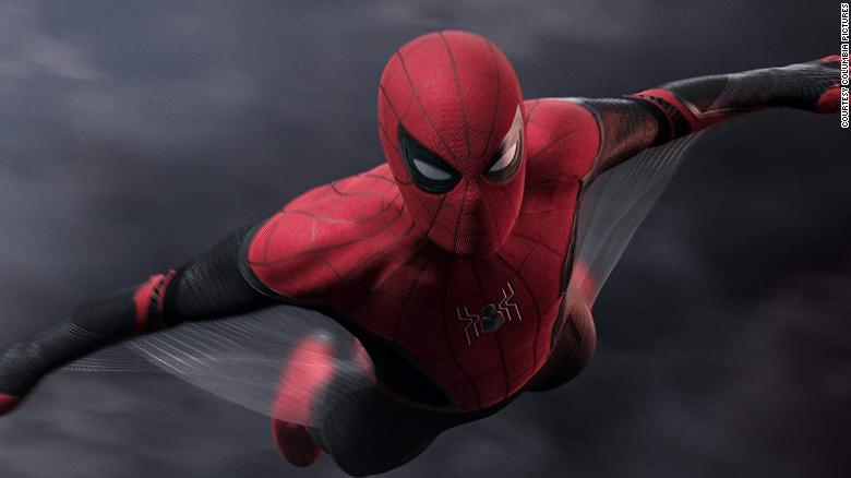 future of spider man