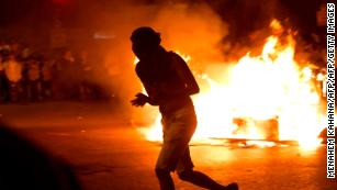 Violent protests over teen's death in Israel injure 111 police