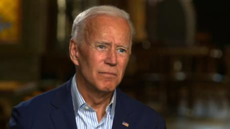 CNN Exclusive: Joe Biden says he wasn't prepared for Kamala Harris to confront him the way she did