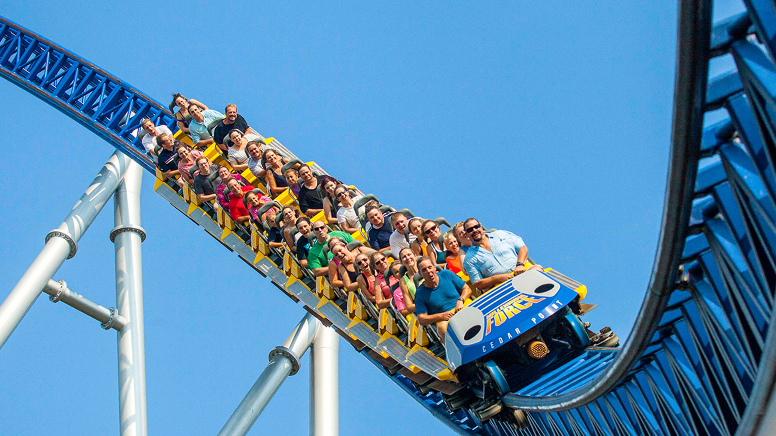 5 scariest roller coaster drops in the world: The hills that thrill | CNN  Travel