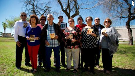 Descendants of Bazán and Longoria gather to reflect on how their relatives died and to discuss modern immigration.