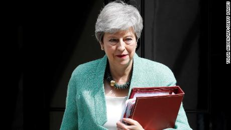 Theresa May condemns populism and expresses Brexit regret in last major speech as British PM