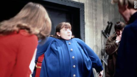 Denise Nickerson as Violet Beauregarde in 'Willy Wonka & the Chocolate Factory'