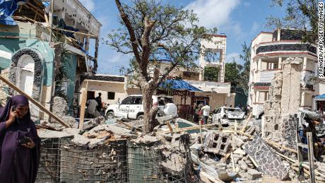 Death toll in Somalia hotel attack rises to 26