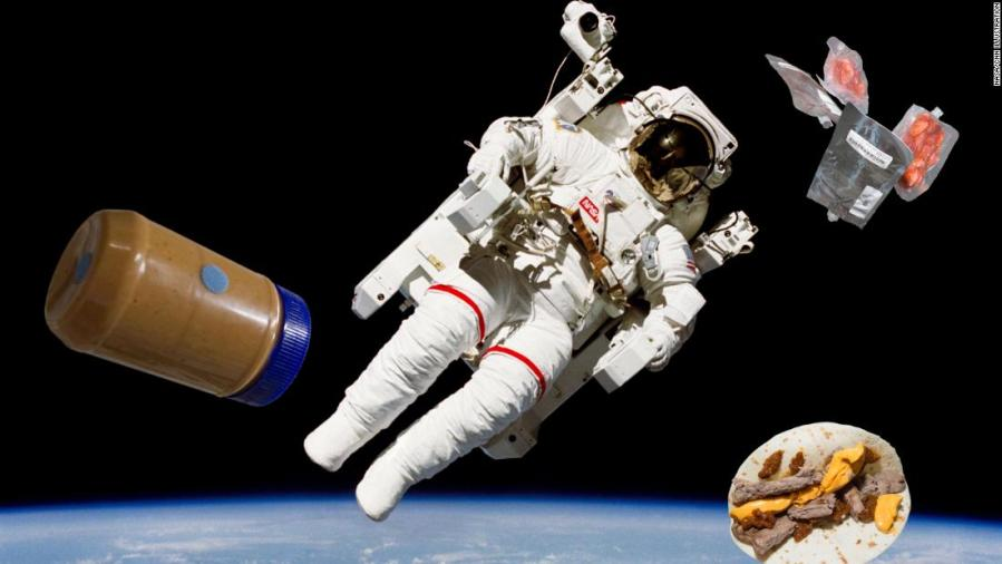 Space-grown lettuce is safe to eat, says study. Delicious, say astronauts 5