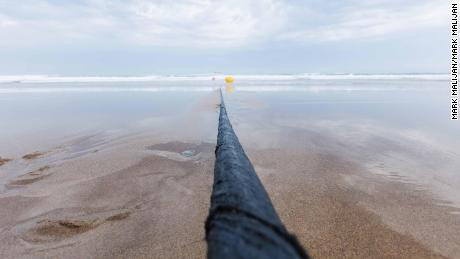 The global internet is powered by vast undersea cables. But they're vulnerable