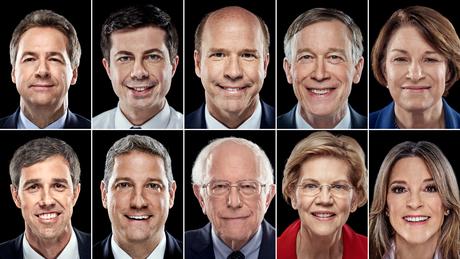 Six things to watch on night one of CNN's Democratic presidential debate in Detroit