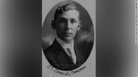 Texas state Rep. J.T. Canales