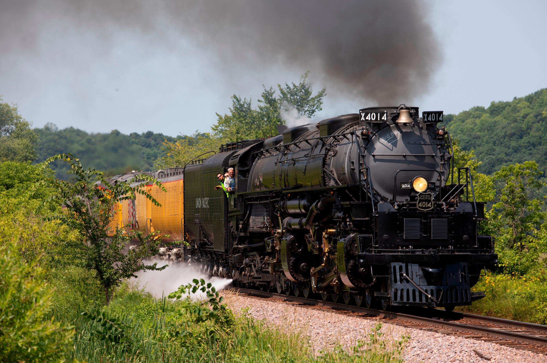 world s largest steam