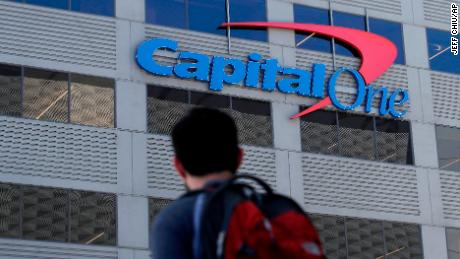 Capital One disclosed a major data breach on Monday that affected over 100 million people.