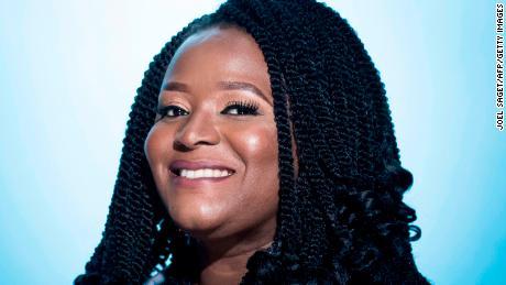 Founder of LifeBank a healthcare technology and logistics company, Temie Giwa-Tubosun.