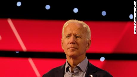Biden faces attacks from rivals and fires back in heated debate
