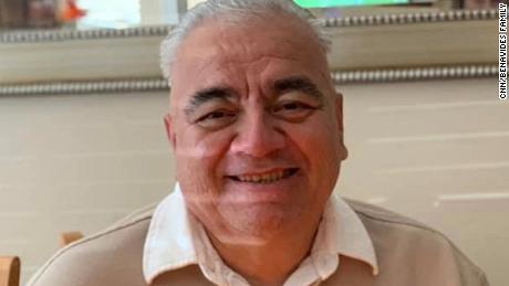 Arturo Benavides was among those killed in an El Paso Walmart.