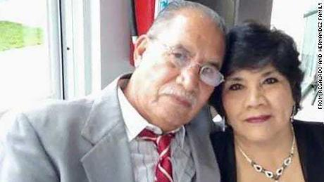 Adolfo Cerros Hernández and Sara Esther Regalado