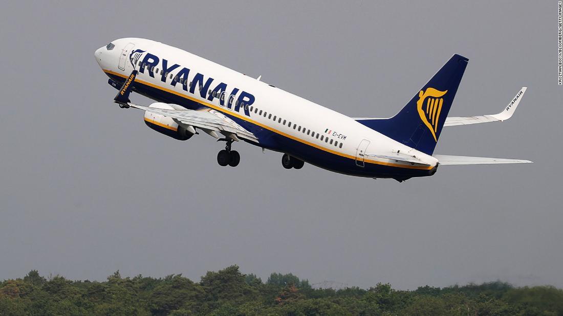 Ryanair strike UK pilots will stop work for five days this summer  CNN
