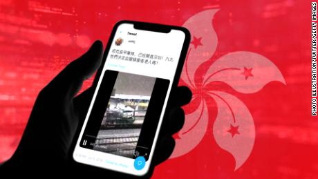 Hong Kong isn't just battling on the streets: There is also a war on misinformation online
