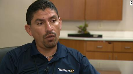 As Walmart shooter aimed deliberately at his victims, the store manager hustled to save lives