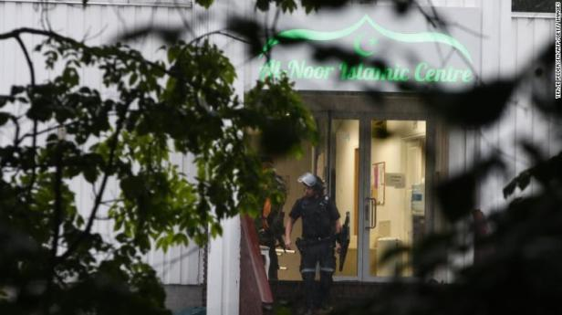 Image result for gunman in oslo mosque
