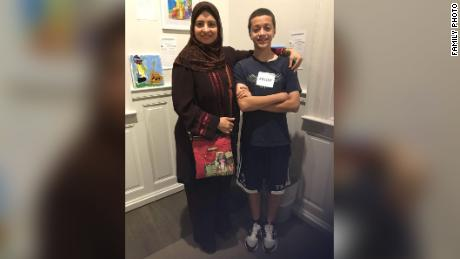 An American teenager asks Trump to help free his mother from Egyptian jail