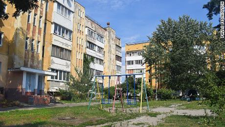Inside Slavutych, the city created by the Chernobyl explosion