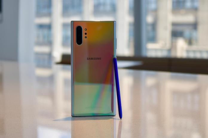 Samsung Galaxy Note 10 Review Top Hardware And A Vibrant Display Meet The S Pen Cnn Underscored
