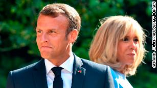 Macron slams Brazil's Bolsonaro for 'extremely disrespectful comments' about his wife