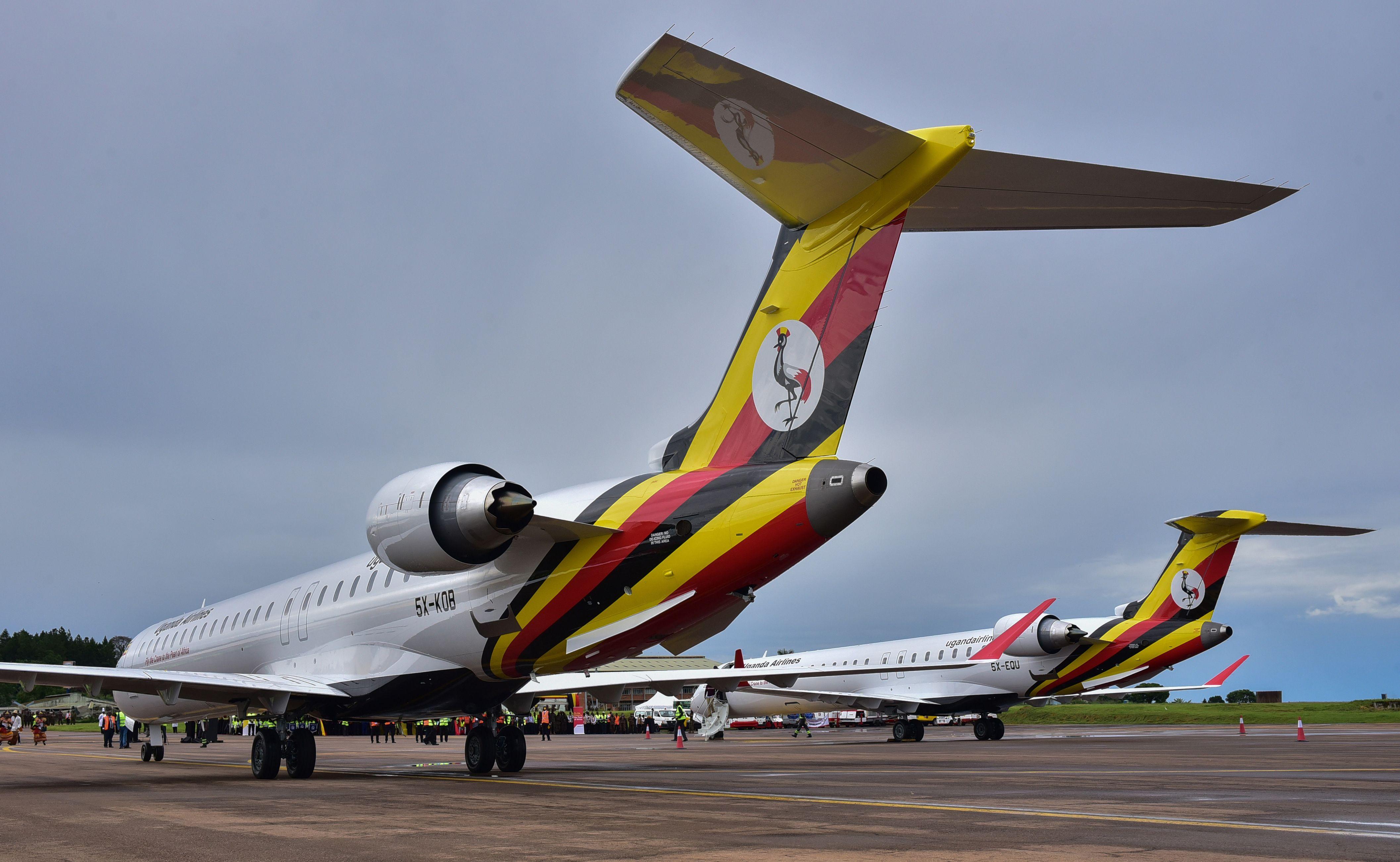 Resultado de imagen para uganda airlines