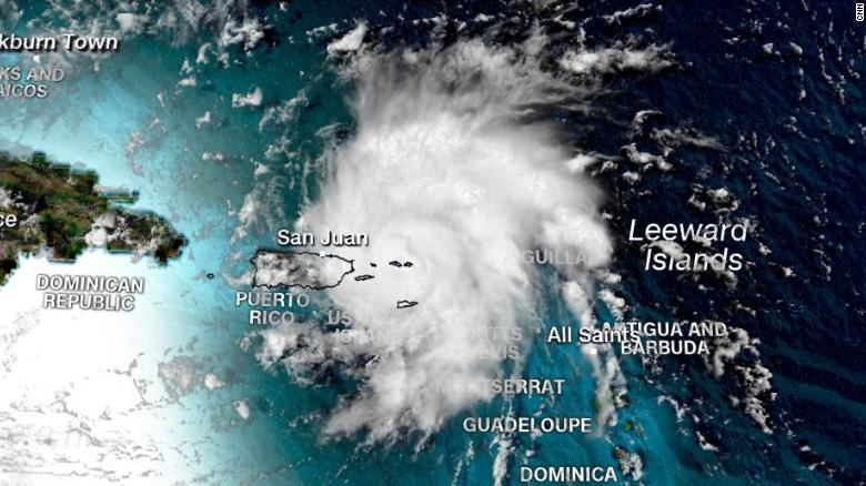 hurricane dorian expected to
