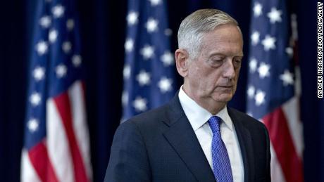 Les relations entre James Mattis et Donald Trump ont changé depuis que le secrétaire à la Défense a quitté son poste.