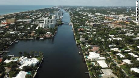 Delray Beach received a report this year showing it would cost $378 million to eliminate flooding in its most vulnerable areas.