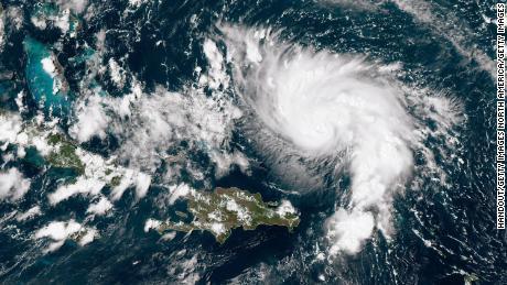 Live updates: Dorian slams into the Bahamas