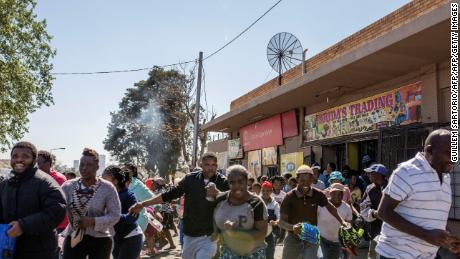 South African president calls for arrest of those involved in xenophobic attacks