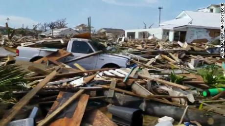 Foreign aid arrives in the Bahamas to bolster Hurricane Dorian relief efforts