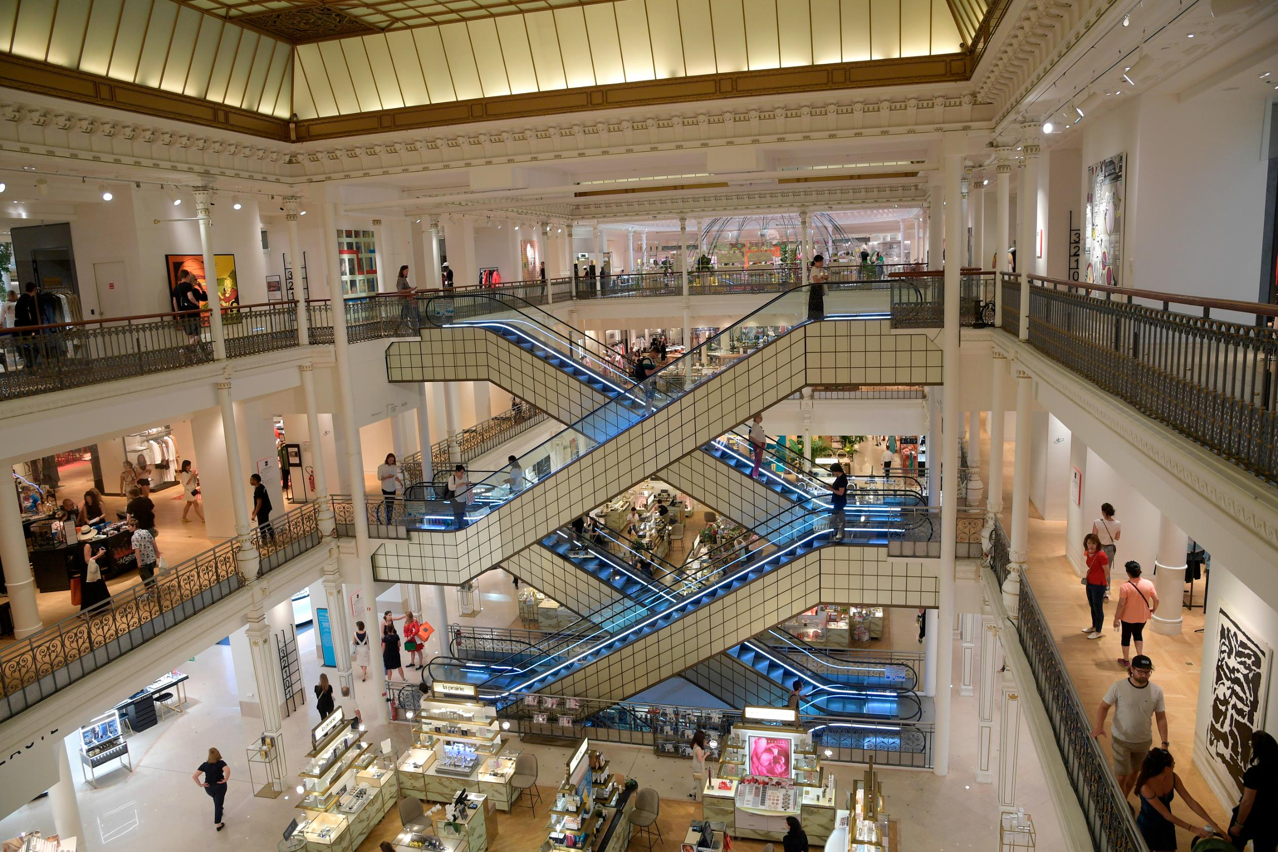 6 Best Shopping Streets In Paris Cnn Travel