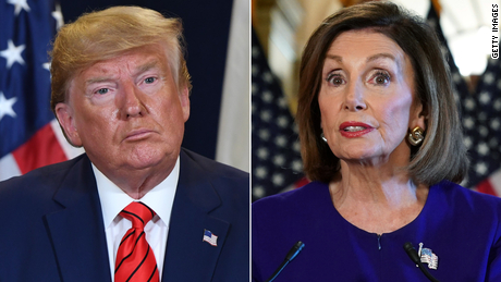 Trump defies Democrats with all-out political warfare on impeachment