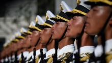 China's defense budget shows Xi's priorities as economy tightens