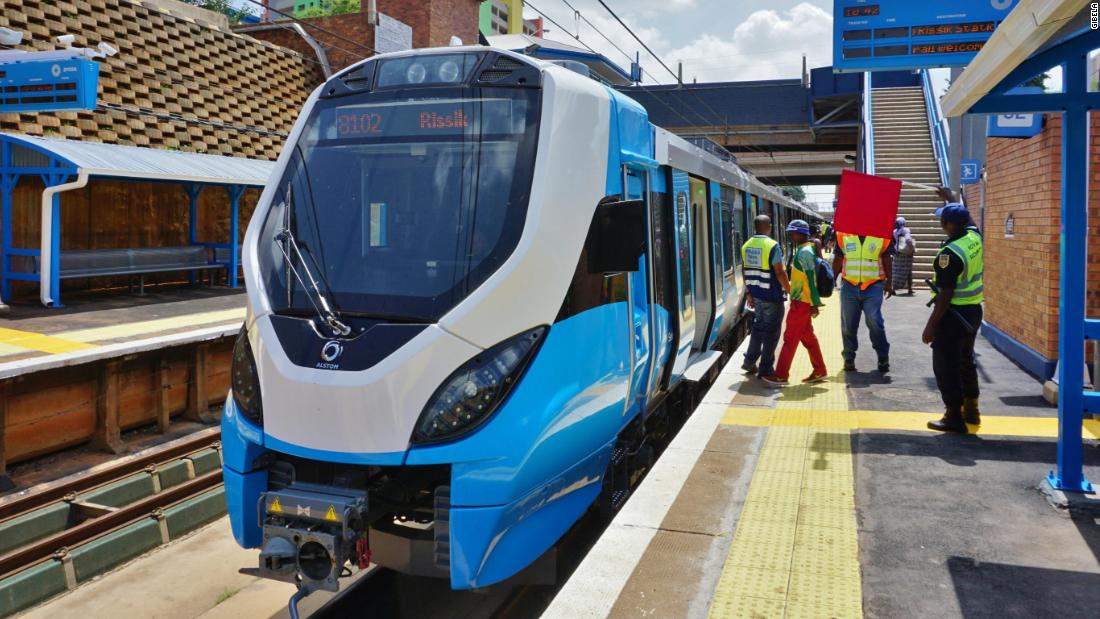 Photo of The railway company rebuilds South Africa's commuter fleet